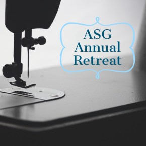 Did Someone Say Sewing Retreat?!?!
