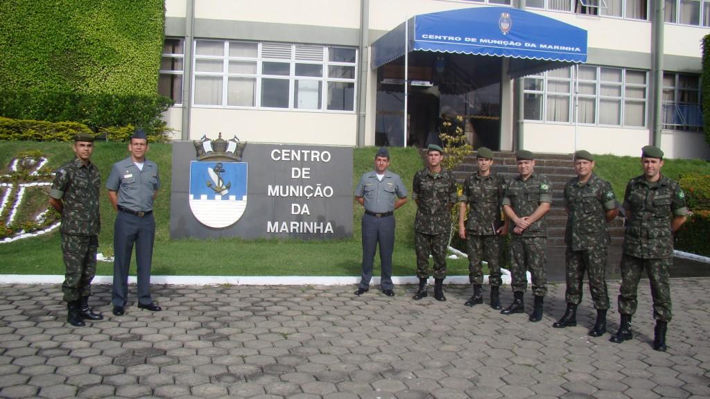 centro de muniçaoMB