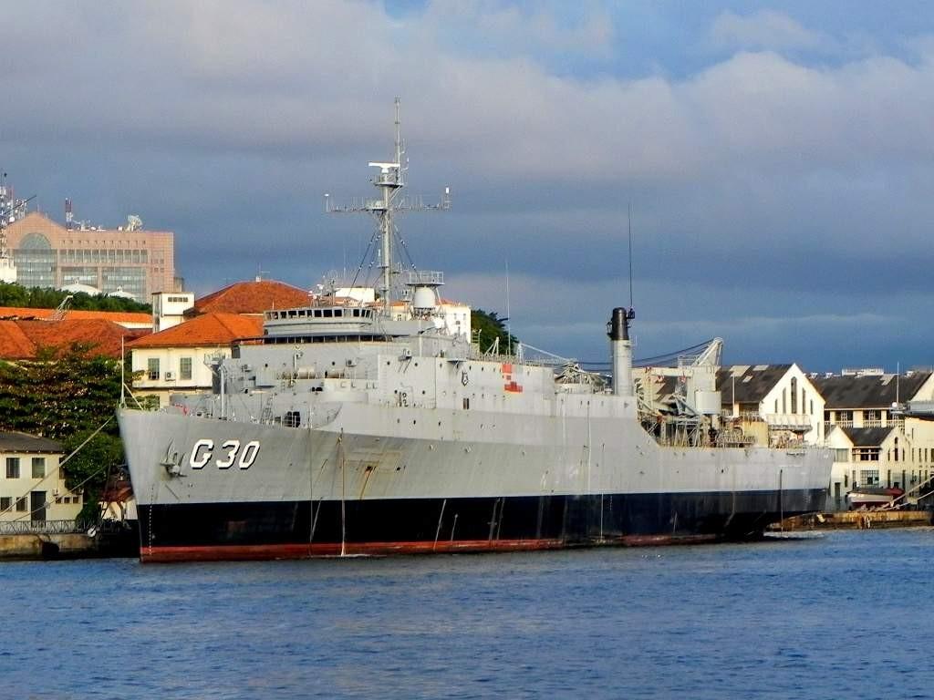 navio Ceará