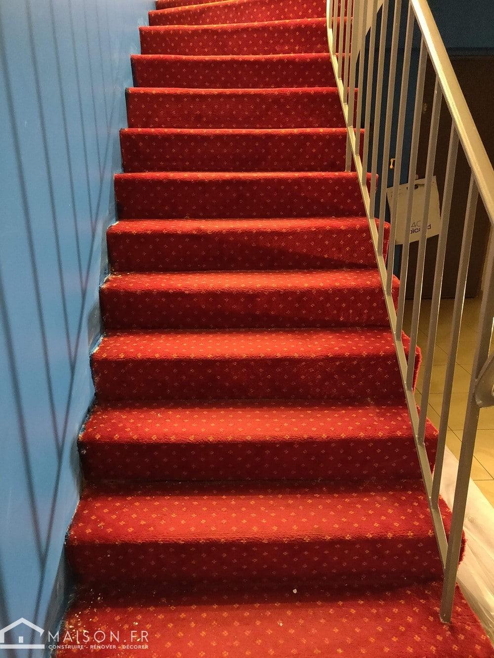 refaire un escalier quel revetement