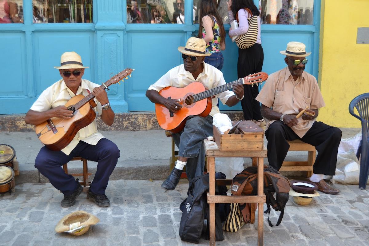 Havana, Cuba - Street Musicians | Plan South America