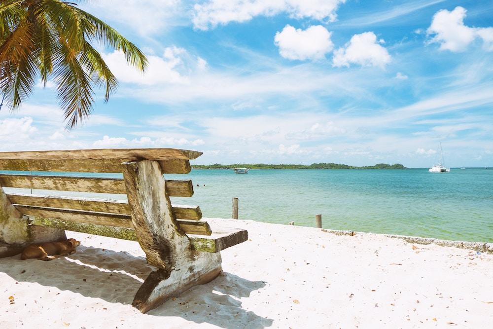 Plan South America | Brazil beach, bahia