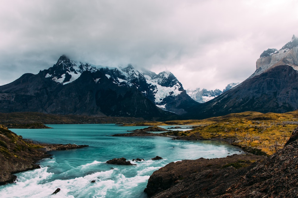 Patagonia landscapes   Plan South America