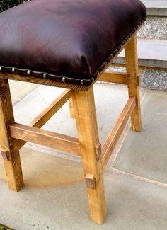 100 Free Stool Plans At Counter Height And More
