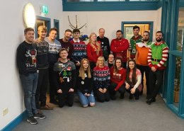 Christmas Jumper Day Plant-i