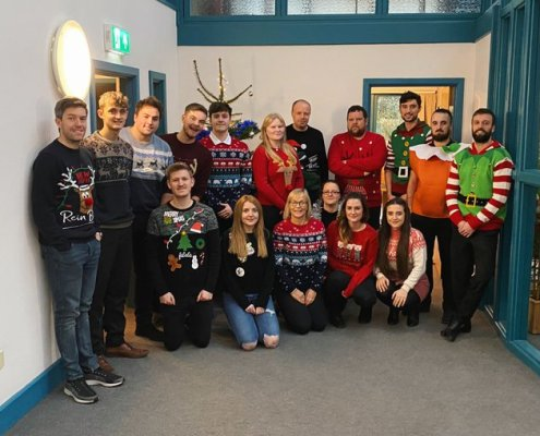 Plant-i Christmas Jumper Day