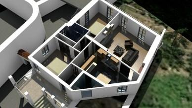 Rehabilitación de vivenda unifamiliar