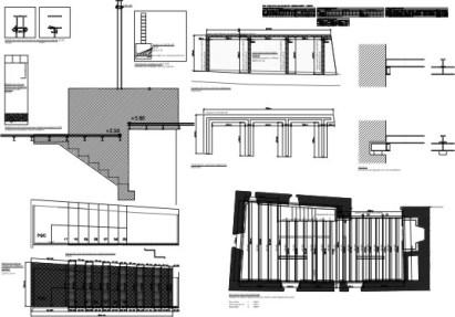 06 Rehabilitación de vivienda unifamiliar en Santiago. 299 m2