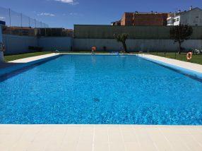 Reforma de piscina municipal_ Silleda