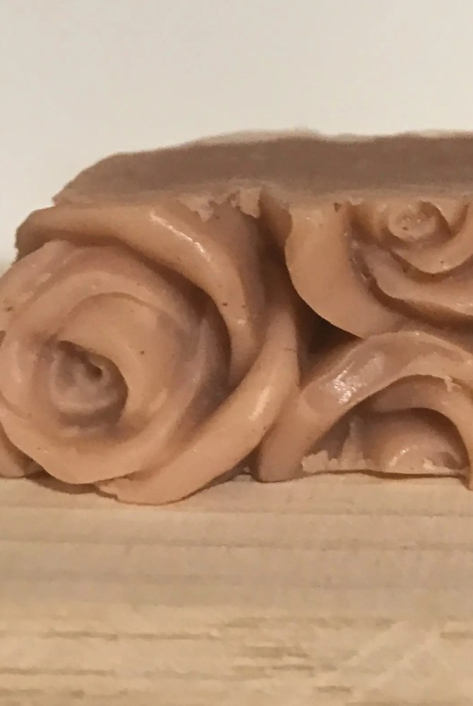 MINI ROSEHIP & SHEA BUTTER SOAP BAR