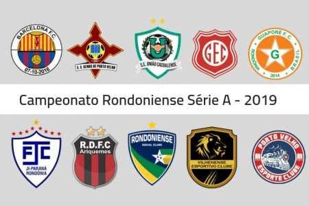 10 Equipes irão participar do estadual 2019 (Foto: Reprodução)