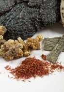 Antiinflamatorios Naturales: el hongo Poria cocos y la planta Bupleurum chinense