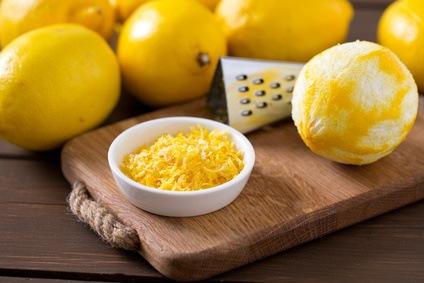Cáscara de Limón: Un útil remedio Cítrico