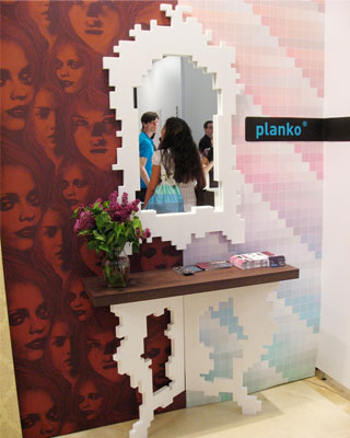 Un espejo para tu planta