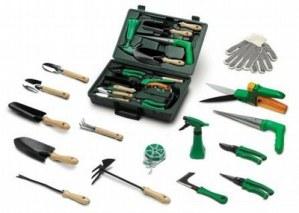 Conservar las herramientas de jardinería 1