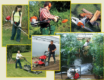 Jardinería y ejercicio físico