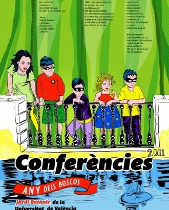 Ciclo de conferencias en Valencia