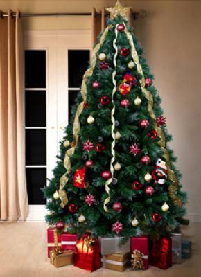 Qué hacer con el árbol de Navidad