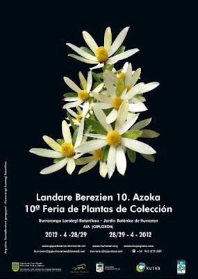 10ª Feria de Plantas de colección