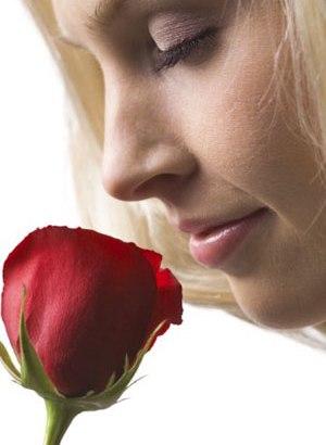 El olor de las flores