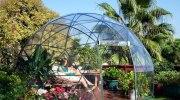 Igloo, el invernadero de diseño para tu jardín