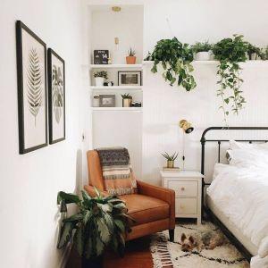 Dormir con plantas