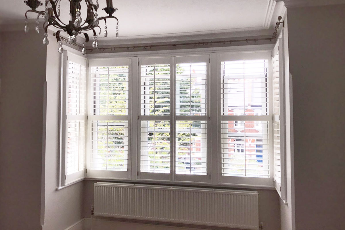 Shutters In Acton Plantation Shutters
