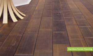 Plantation Bamboo Forest Flooring Product installed in a New Zealand house interior