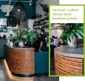 vertical bamboo panels new zealand