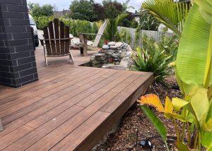 timber decking - bamboo x-treme decking