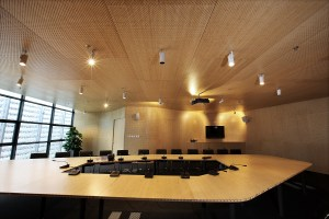 bamboo ply panels - acoustic bamboo ceiling panels