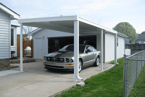 carports and patio covers the
