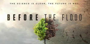Before the Flood documentary poster