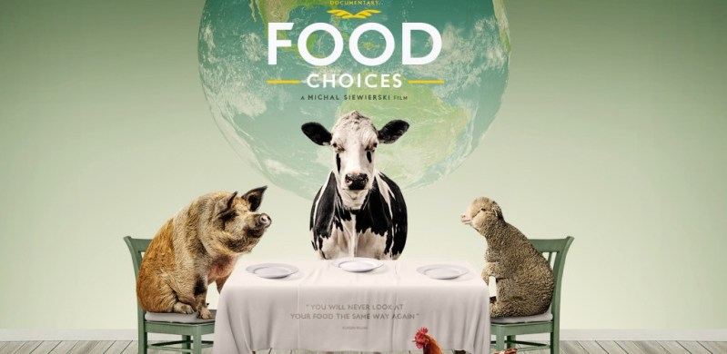 Food Choices documentary graphic title