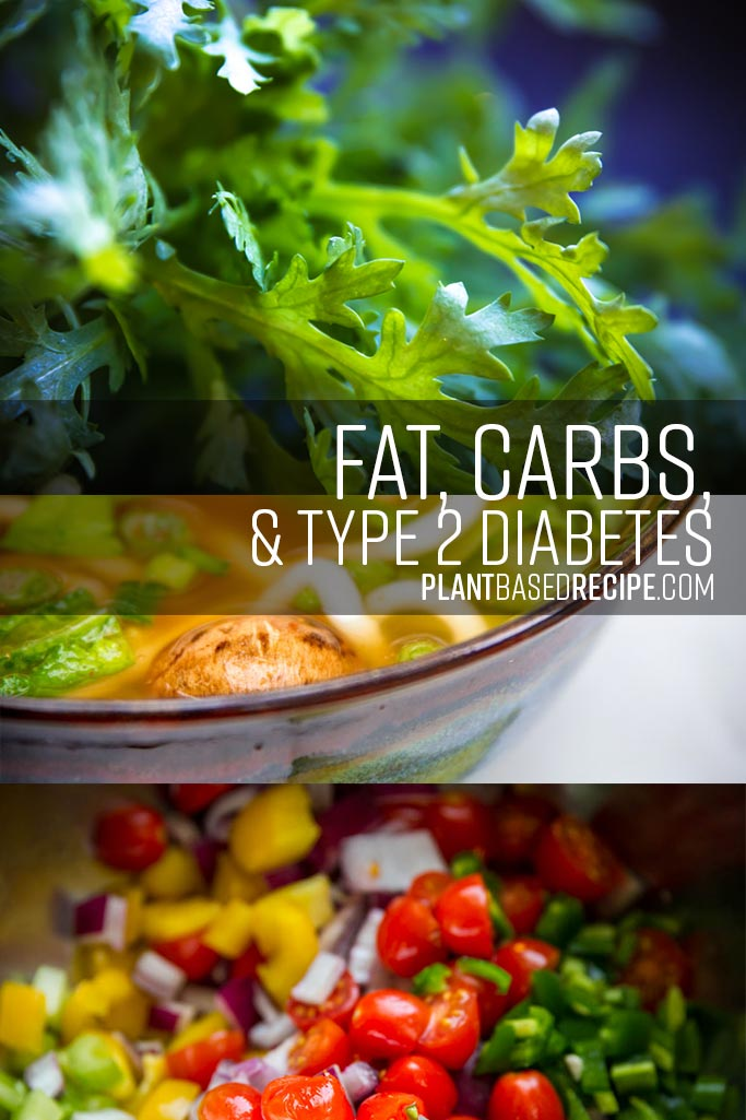 Fat, carbs, and type 2 diabetes research