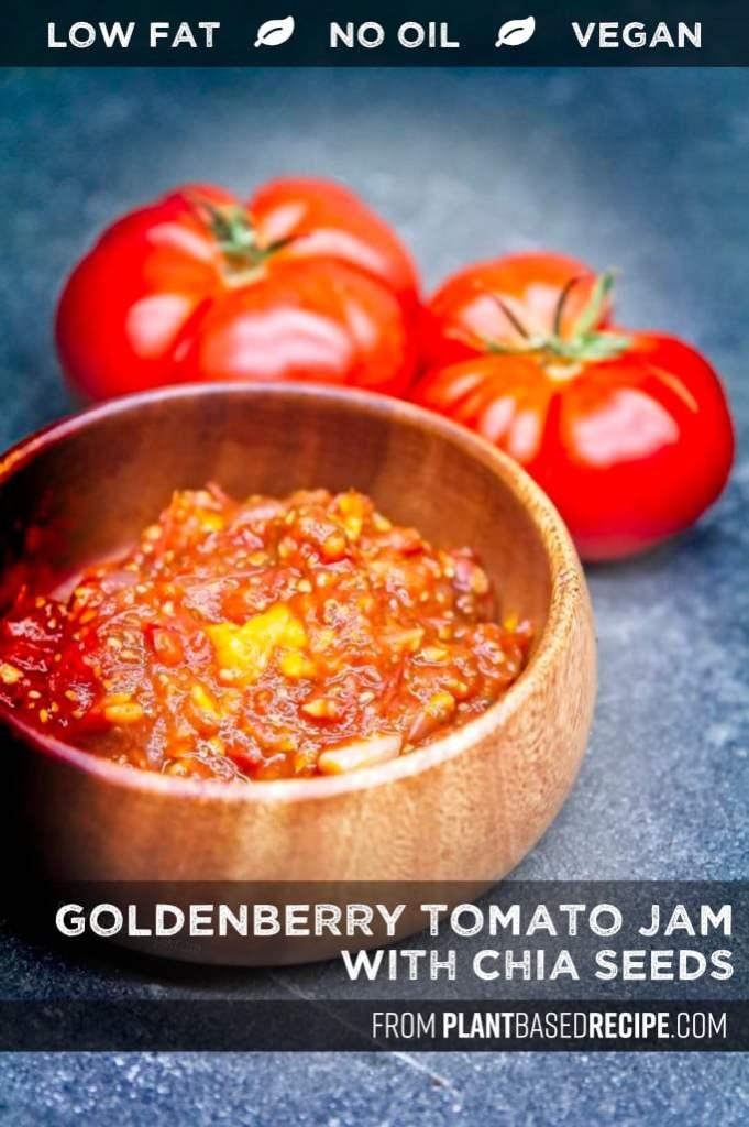 Goldenberry Tomato Jam recipe image
