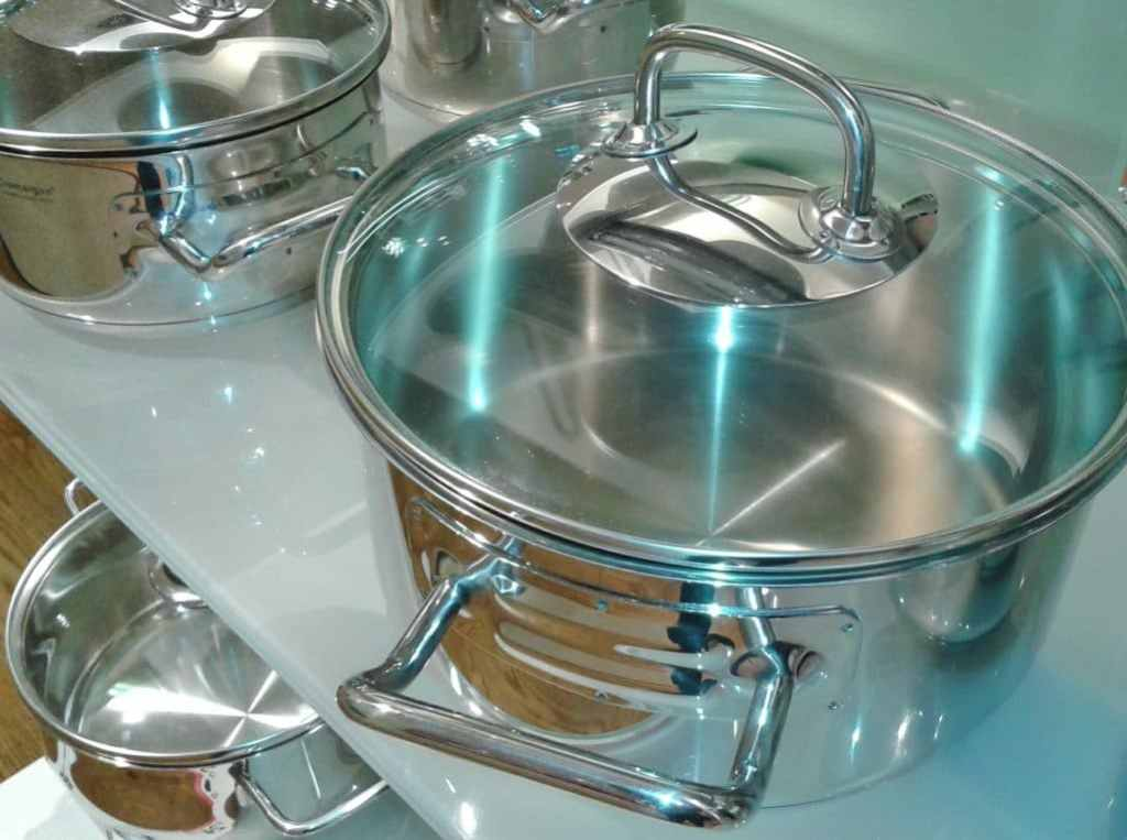 Oil free cooking - find the right pots and pans