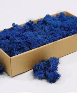 rendiermos blauw 500gr