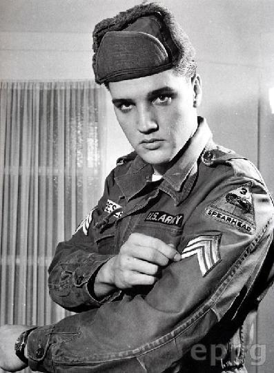 Image result for Elvis Presley, January 14 1960