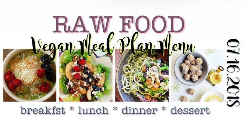 Vegan meal menu raw food vegan recipes 71618 planted365 vegan plant based raw food meal plan menu planted365 planted 365 raw on 10 forumfinder Images