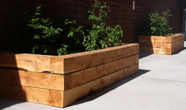 15 Unique Landscaping Timber Projects Ideas You Ll Love