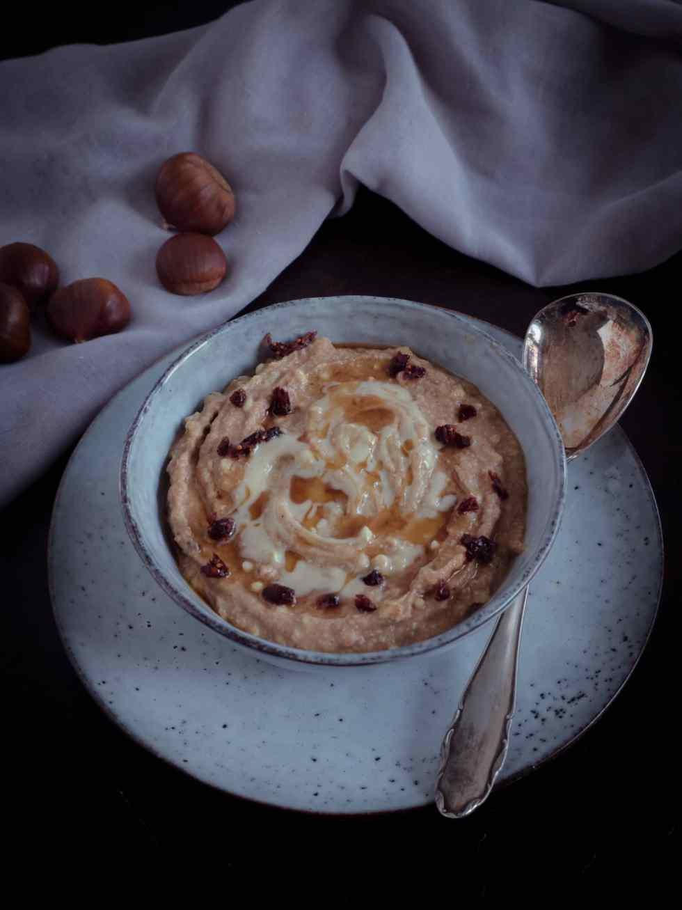 Buchweizen Pudding