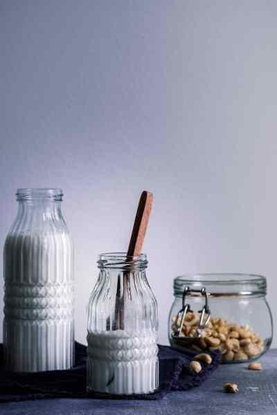 Vanille Dattel Cashewmilch