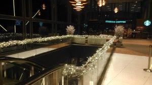 ice garland lobby