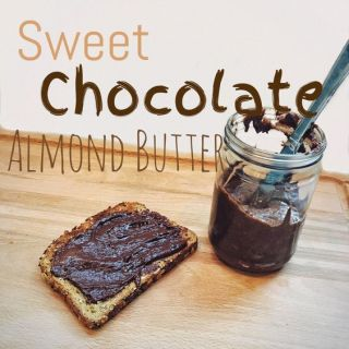 Sweet Chocolate Almond Butter