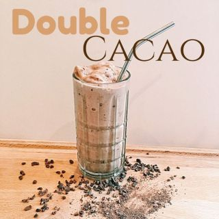 Double Cacao Smoothie