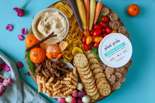 vegan snack board