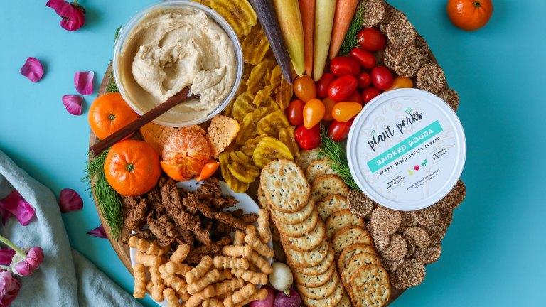 Eco-Friendly Vegan Snack Board Recipe – Yay!EarthDay