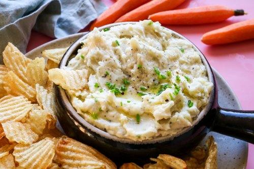 vegan mashed potato