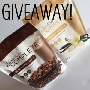 JuicePlus Complete Giveaway-Plant Powered Mama
